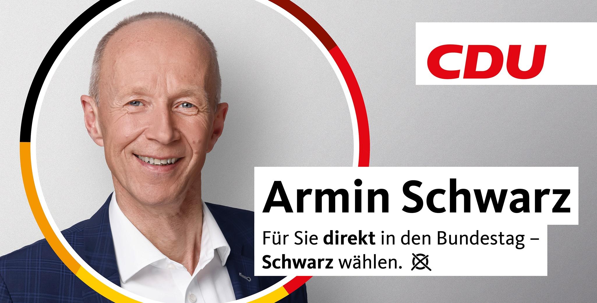 Bundestagskandidat Armin Schwarz besucht Kindergärten in freier Trägerschaft